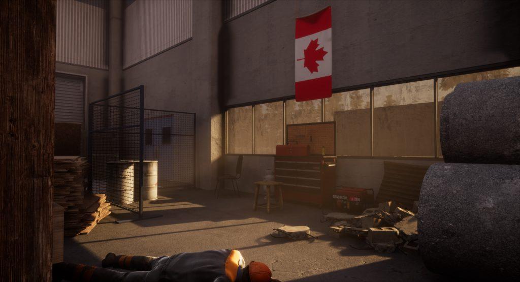 Dead Matter Quantum Integrity Software Kanada Survival Game