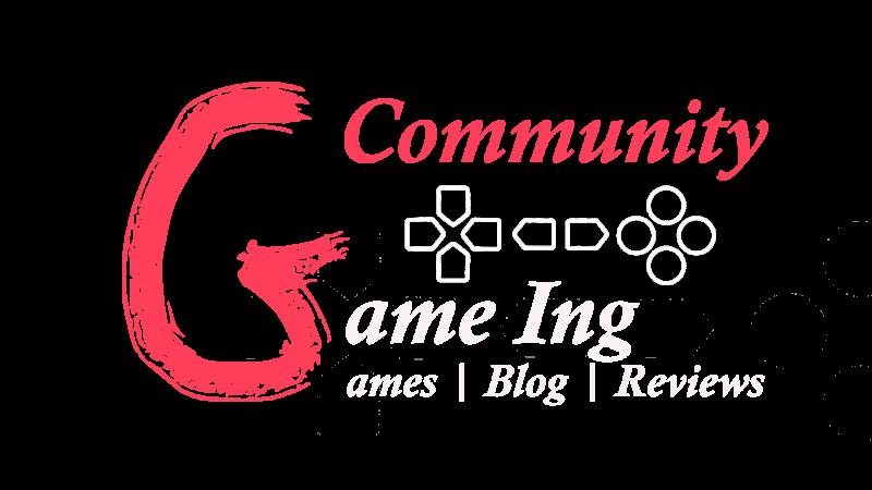 Game Ing Community Gaming Games Spiele Blog Reviews Youtuber Streamer Developer